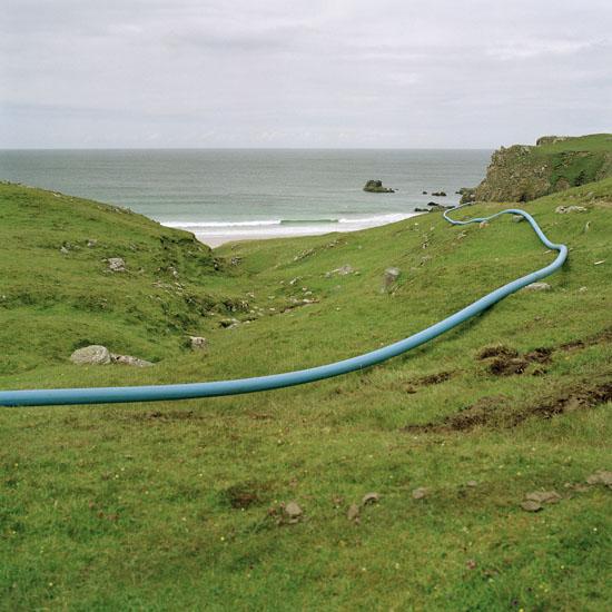 Hébrides Externes (Ecosse), Un Tuyau Sur L'île De Lewis